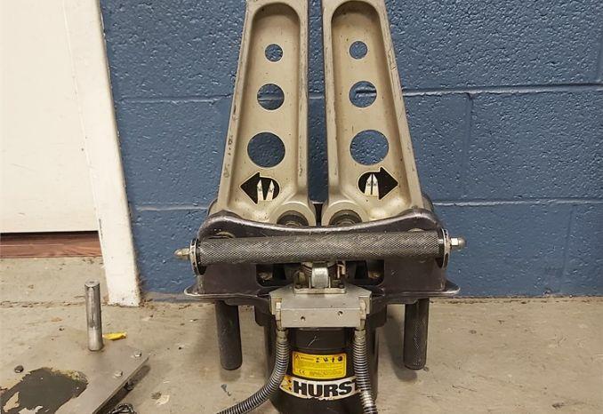 Hurst hydraulic spreader