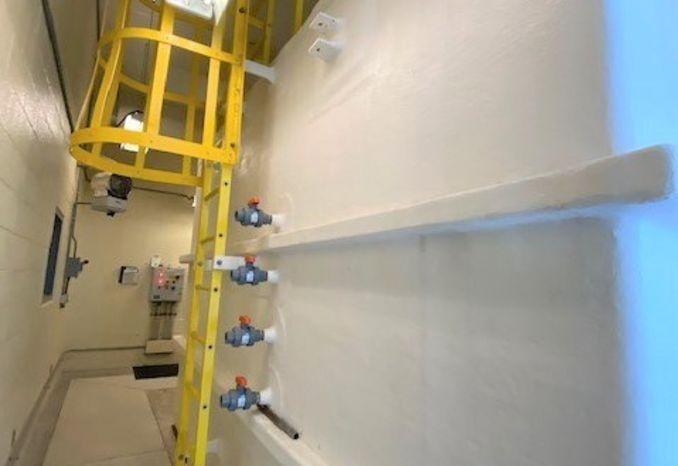 Chlorine Gas Scrubber WWTP