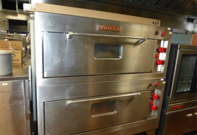Vulcan Pizza Ovens