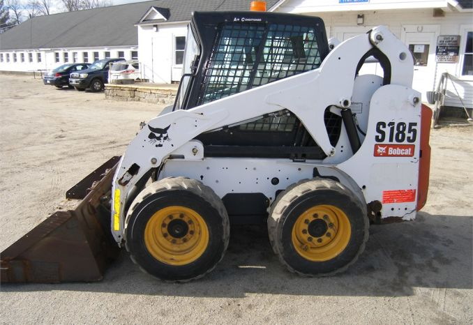 2009 Bobcat S185 Skid Steer Loader