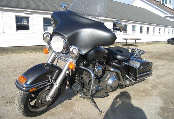 2004 Harley Davidson FLHT Police Interceptor - EQ4169