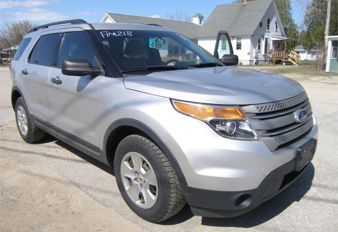 2011 Ford Explorer 4WD SUV - FIMS218