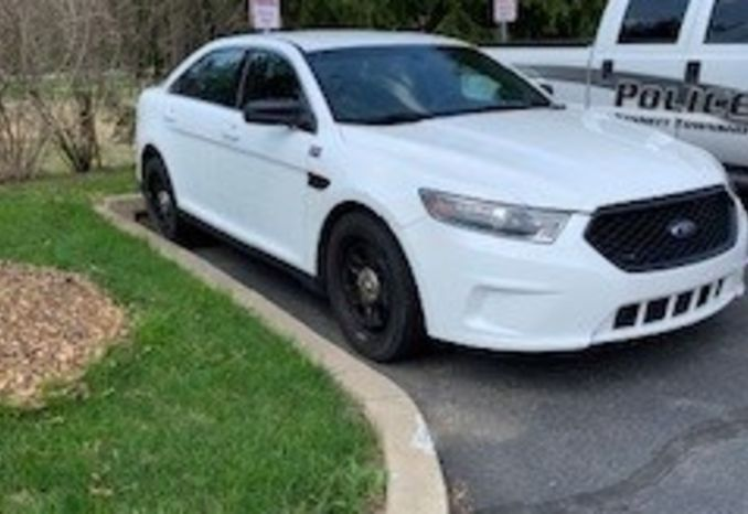 2015 Ford Taurus Interceptor