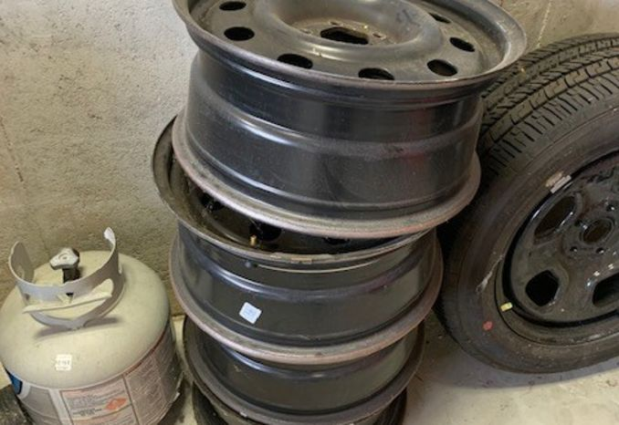 2008 Ford Crown Vic Rims