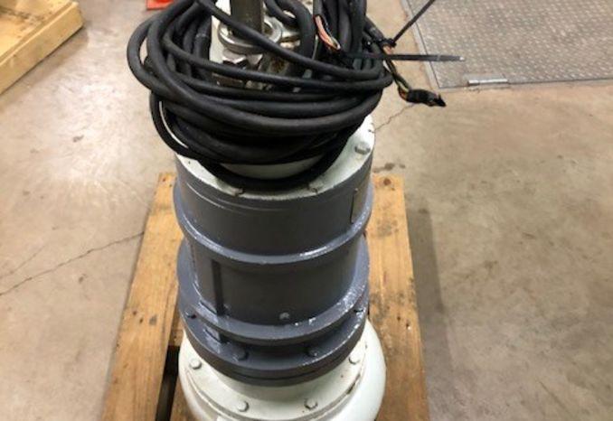 20 HP Myers Raw Sewage Pumps