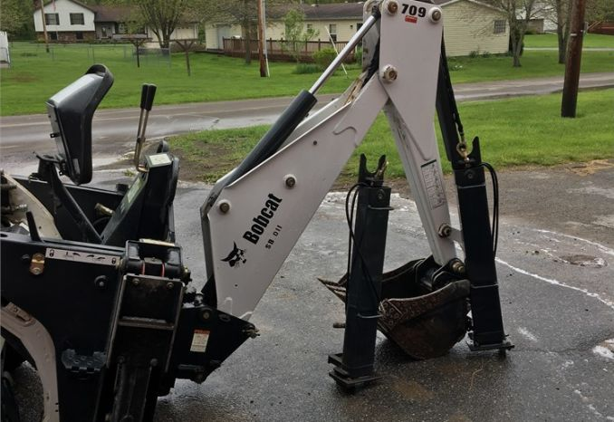 Bobcat Backhoe Model 709