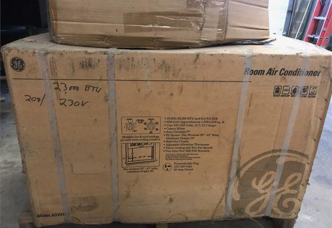 GE Room Air Conditioner Model AGV24DC (23,000BTU) 208/230 V *NEW*