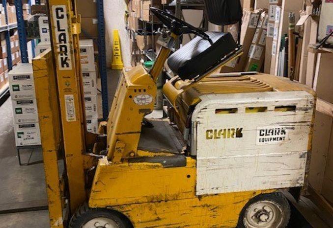 1978 Clark EC20 Forklift