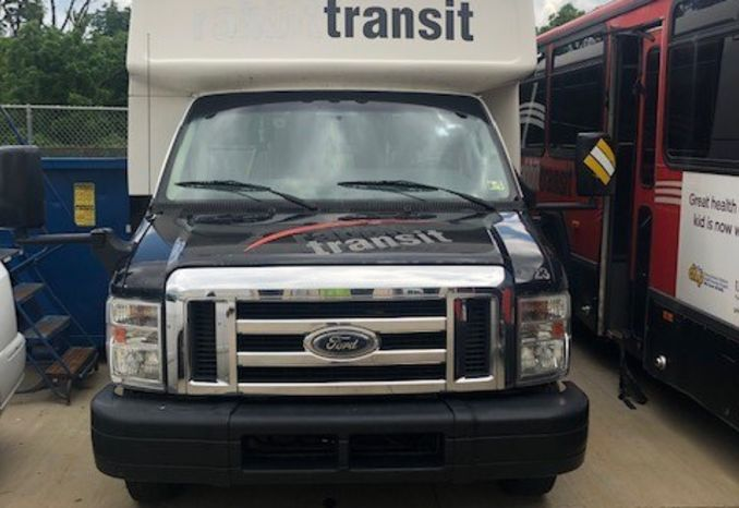 2013 Ford E-450 Champion Challenger Bus #1023