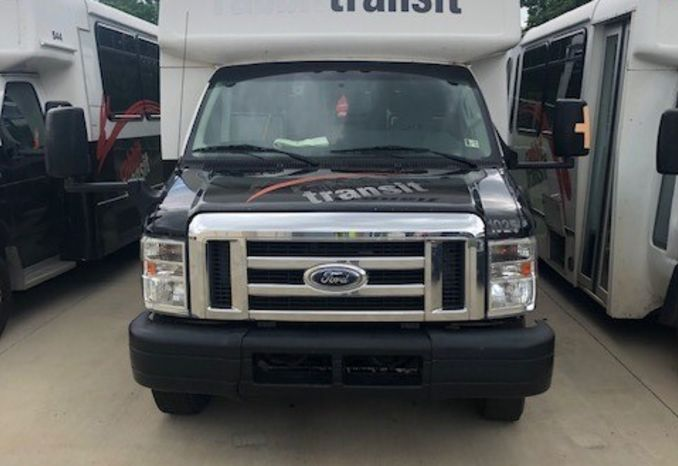 2013 Ford E-450 Champion Challenger Bus # 1025