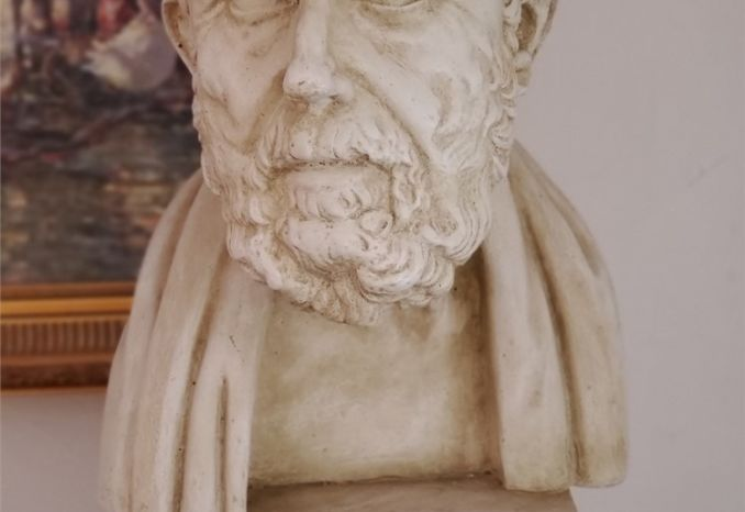Statue/Bust of Hippocrates