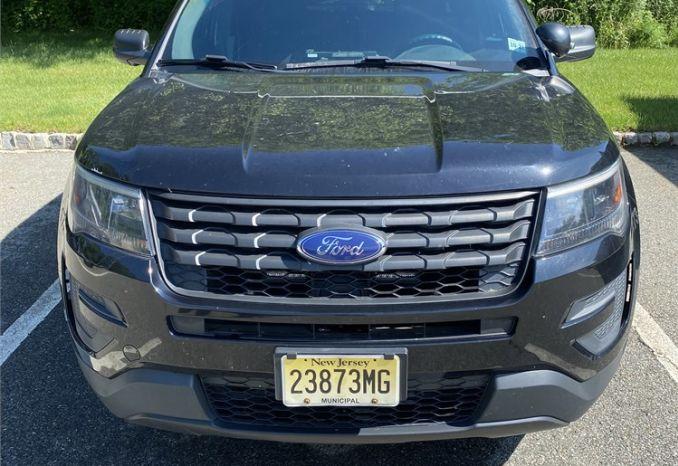 2017 Ford Explorer Police AWD 4DR