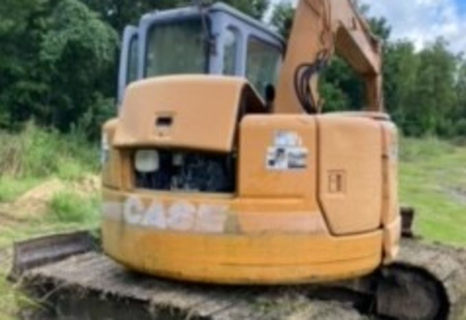 2007 Case Excavator
