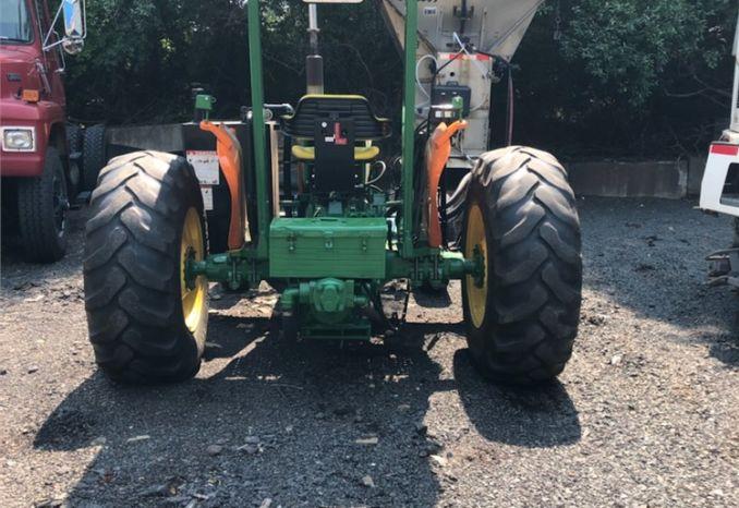 1974 John Deere tractor 410 B