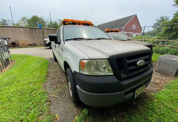 2006 Ford F-150 4x2