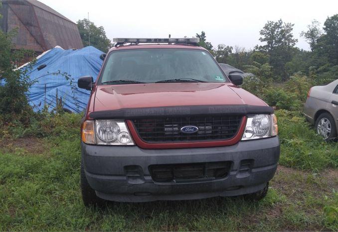 Item 2 2005 Ford Explorer
