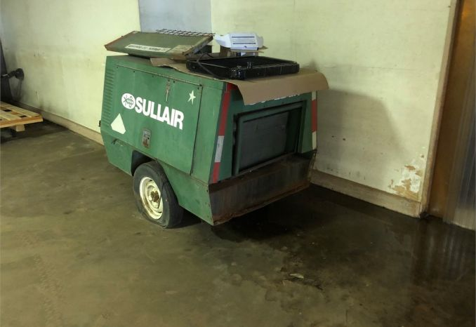 1984 Sullair Portable Compressor