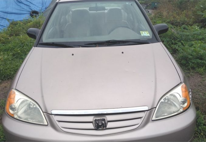 Item 3 2001 Honda Civic