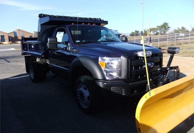 2012 FORD F450 TRUCK