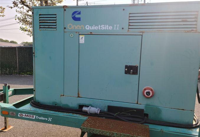 20 KW Mobile Onan Generator