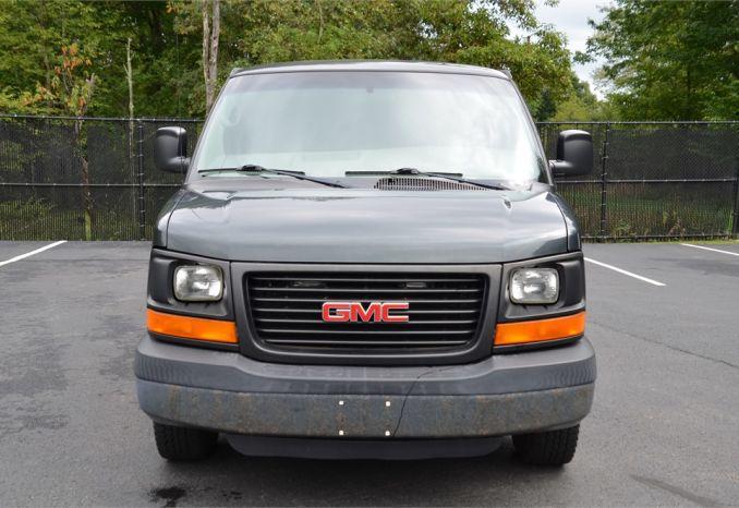 2005 GMC, Savana 2500, Cargo Van
