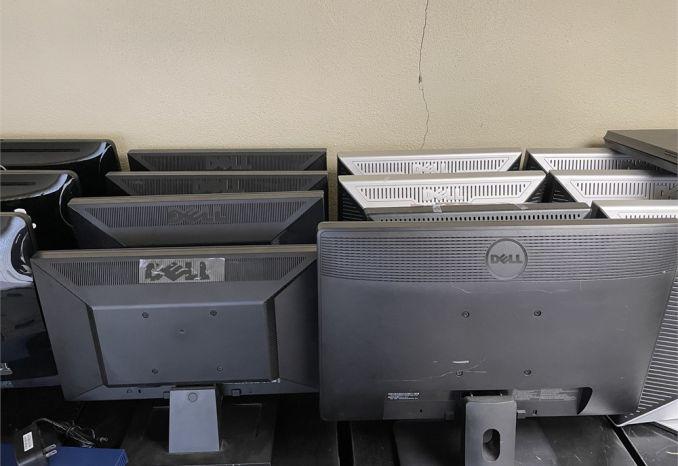 Lot of Misc. Computer Monitors