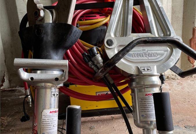 Amkus Hydraulic Cutters & Spreaders