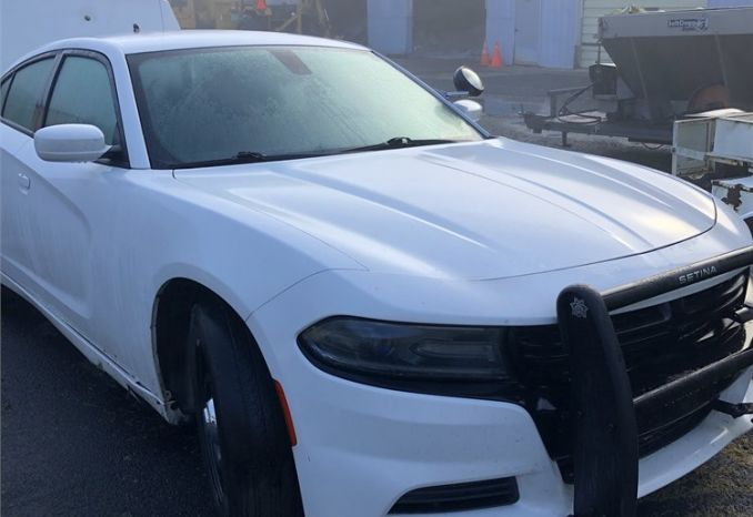 2015 Dodge Charger Police vehicle