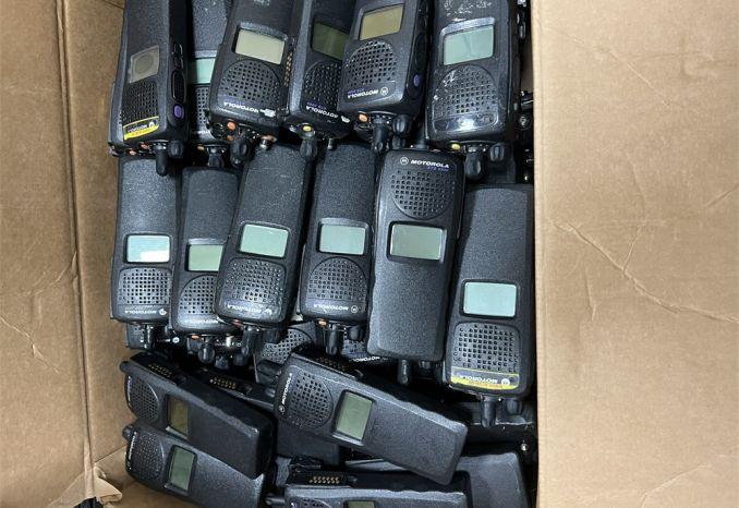 105 MOTOROLA XTS2500 1.5 UHF R2 450-520MHz P25 Digital Radios