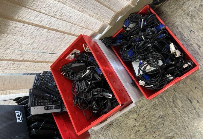 Misc. Computer Accessories // VOIP Phones // Rack Mount UPS Units