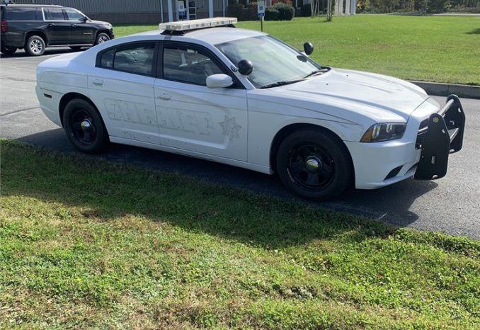2013 Dodge Charger Police Sedan