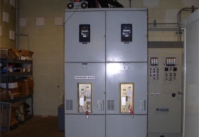 Saturn 20 Gas Turbine Generator Set (ITEM #: WRBP-1)