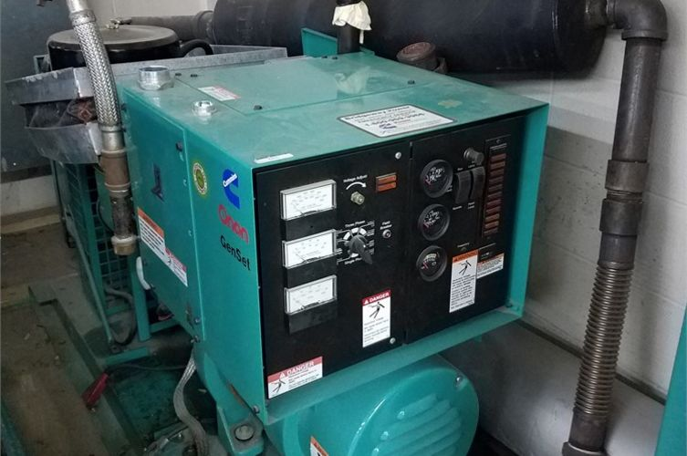 Emergency Generator Online Government Auctions of Government Surplus