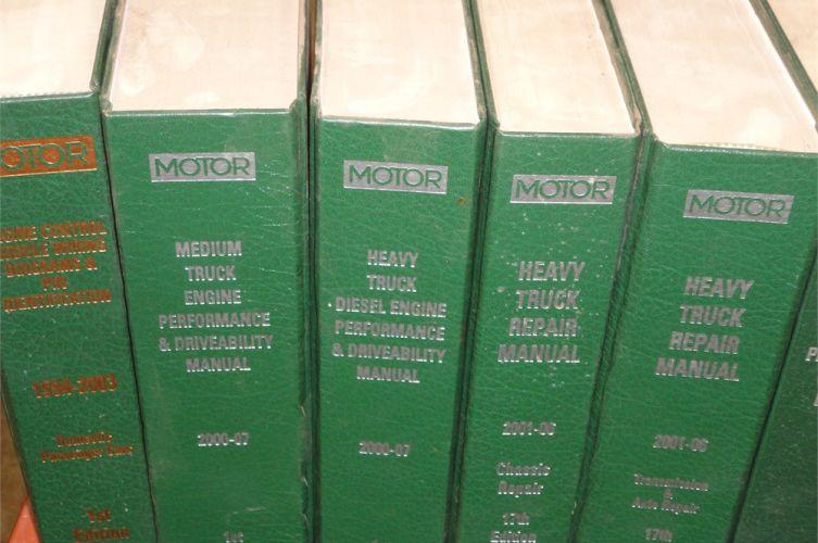 1965 ford truck shop service manual set original pickup heavy duty.