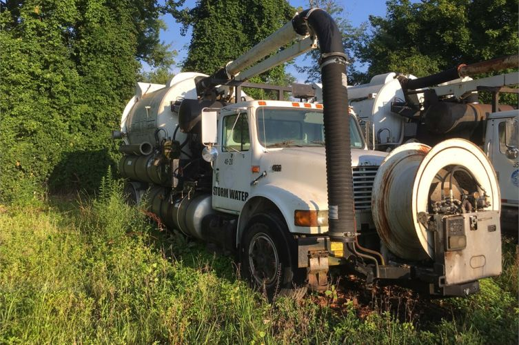 1998 International 4900 Vactor Online Government Auctions of