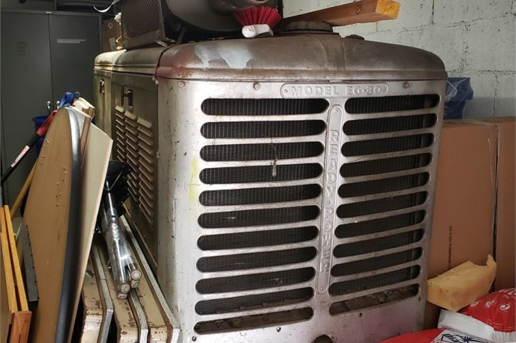 Army Surplus Generator Online Government Auctions of