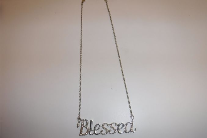 Blessed necklace (used)