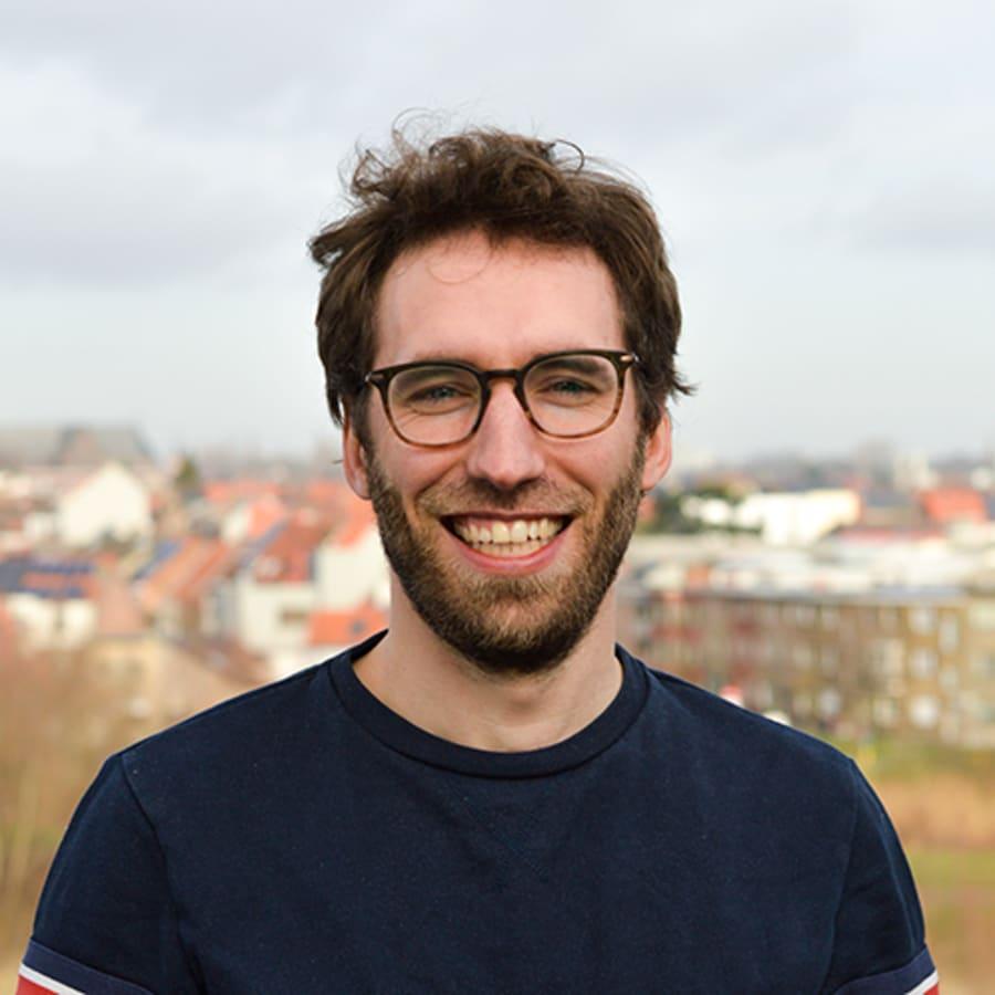 Sander Van Parijs