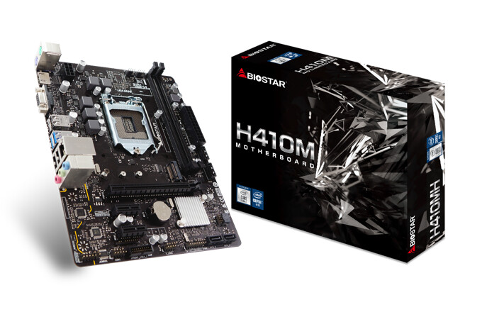 Motherboard H410