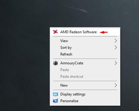 Recording Desktop Di Radeon Software Adrenalin