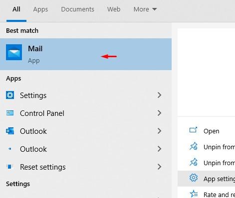 Cara Menambahkan Akun Email Di Aplikasi Mail Windows 10