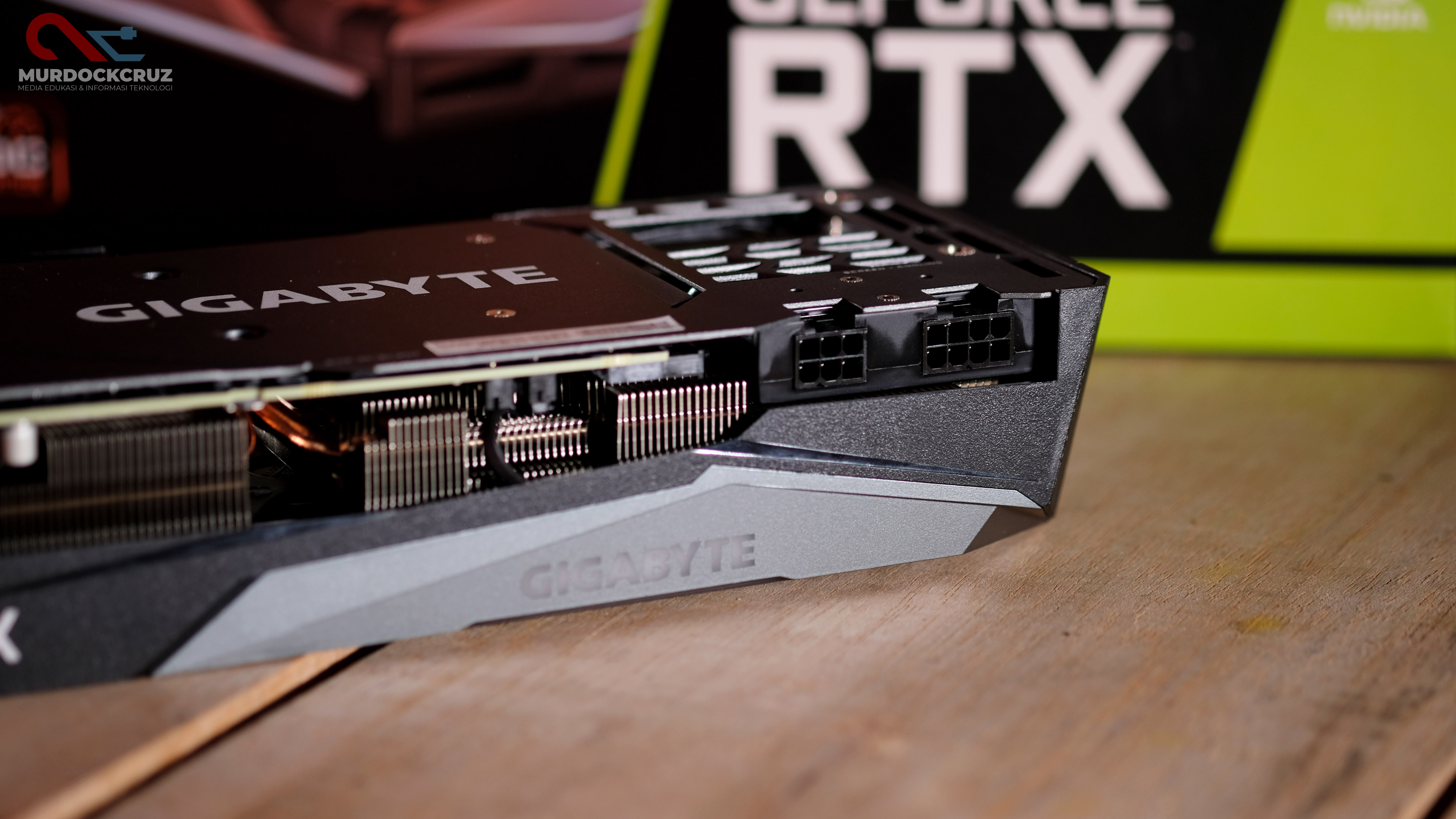 Gigabyte GeForce RTX 3060 Ti Gaming OC Pro 8G