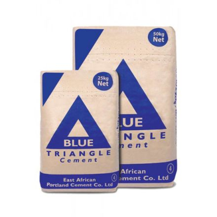 Picture of Blue Triangle Cement