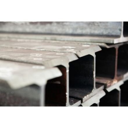 Picture of Steel Roofing Beams