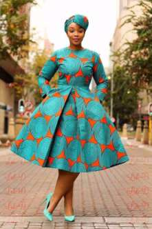 Picture of Ankara Dress