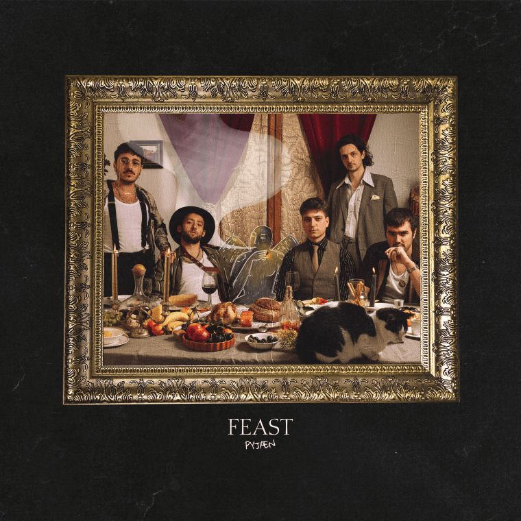 Our new album Feast is here!