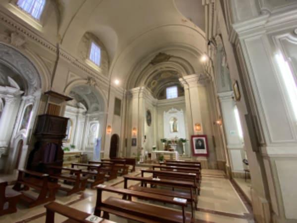 Chiesa di San Silvestro a Nepi