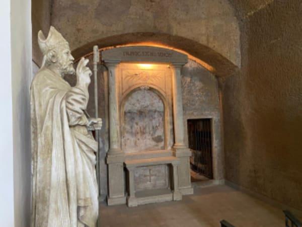 Chiesa di San Tolomeo Fuori le mura