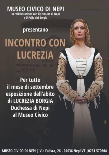 Mostra Incontro con Lucrezia 2019 Foto 01