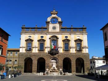 Il Palazzo Comunale di Nepi